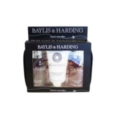 R165.00 Keep yourself smelling nice with this miniature gift set for men