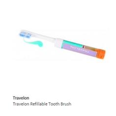 R120.00 Save space with this refillable toothbrush