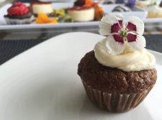 Mini Carrot Cake with Cream Cheese Frosting